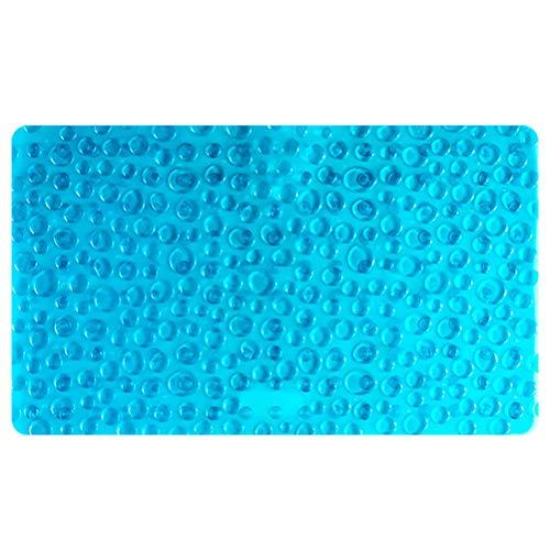 Yardwe Bad Rutschfeste Matte quadratische Kopfsteinpflaster Dusche Sicherheitsmatten PVC Mildew beständig