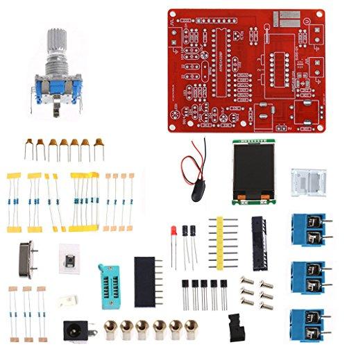 WEISHAZI GM328 DIY Transistor-Tester LCR Diode Kapazität ESR Meter PWM Signal Generator -