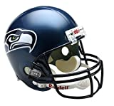 Riddell NFL Arizona Cardinals Deluxe Replica Football Helm, Seattle Seahawks, Full Size