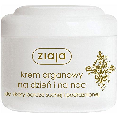Ziaja día noche crema facial Argán 75ml hidratante