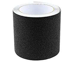 Conformable Black High Grip Anti Slip Tape Non Slip Adhesive Backed Tape 10CMx5M