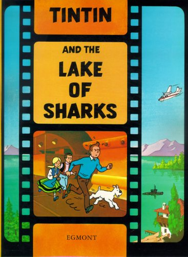 Tintin and the lake of sharks