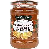 Mackays Orange, Lemon and Ginger Marmalade, 340g