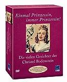 Einmal Prinzessin, immer Prinzessin - Die vielen Gesichter der Christel Bodenstein (4 DVDs + exklusives Buch)