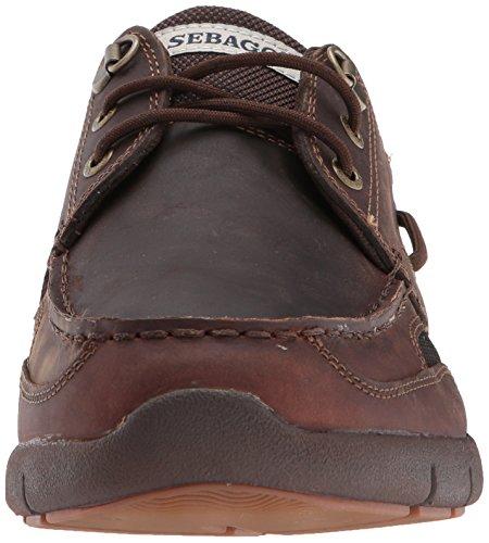 Sebago Herren Clovehitch Lite Bootschuhe Braun (Dk Brown Leather)