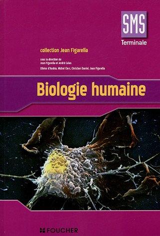 Biologie humaine, niveau Terminal : SMS
