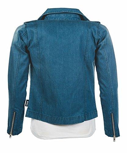 Preisvergleich Produktbild Bikerjacke -Bibi&Tina Denim-140