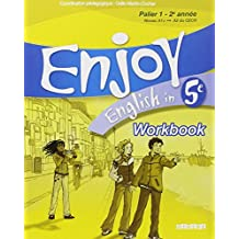 Enjoy Enjoy English in 5e : Workbook
