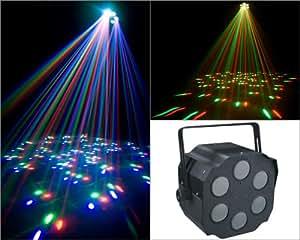 Ghost - Jeux de Lumière à Leds LED PREMIUM RGBW LEDPREMIUMRGBW Neuf garantie 1 an