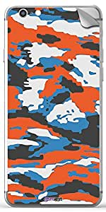 GsmKart AI6 Mobile Skin for Apple Iphone 6 (Iphone 6-393)