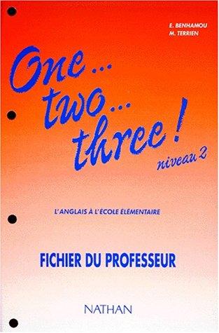 One two three, CM2, maître