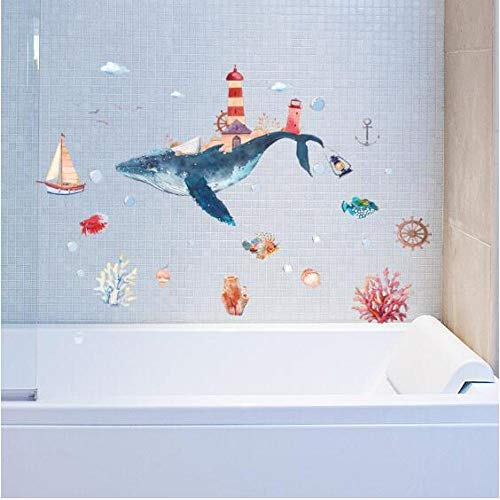 Wall Stickerwall Stickers Glass Wndow Bathroom Wall Stickers For Kids Rooms Home Decor Muralwall Sticker