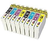 TONER EXPERTE® 8er Set Druckerpatronen kompatibel für Epson 29XL 29 T2991-4 Expression Home XP-235 XP-335 XP-435 XP-245 XP-247 XP-342 XP-442 XP-445 XP-332 XP-352 XP-255 XP-257 | hohe Kapazität