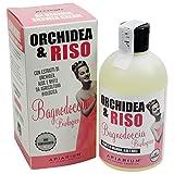 Apiarium - BIO Duschgel Reis und Orchidee- Beruhigende und Samtig - Mit Aloe Vera und Reis Extrakt -...