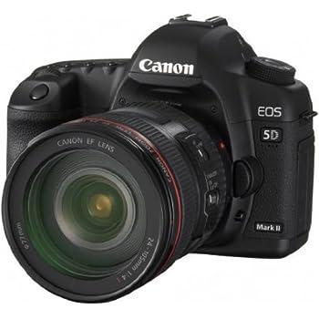 Canon EOS 5D Mark II SLR-Digitalkamera (21 Megapixel) inkl. EF 24-105mm L IS USM Objektiv (bildstabilisiert)