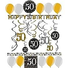 Suchergebnis Auf Amazon De Fur 50 Geburtstag Deko