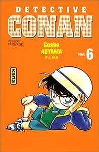 Détective Conan Edition simple Tome 6