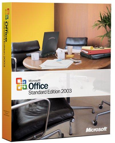 Microsoft Office 2003 Standard Edition