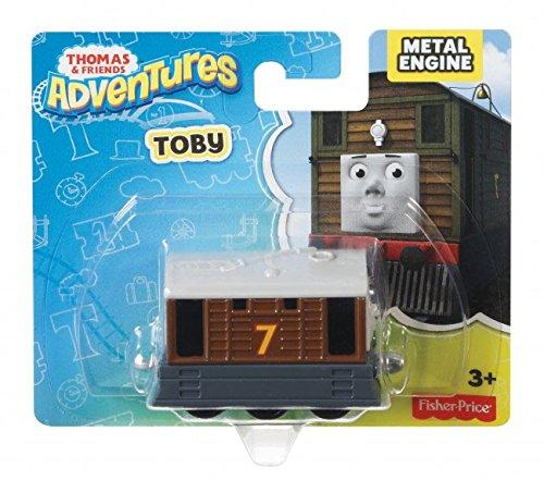 Juguete de Toby de Thomas y sus amigos DXT33 Fisher-Price