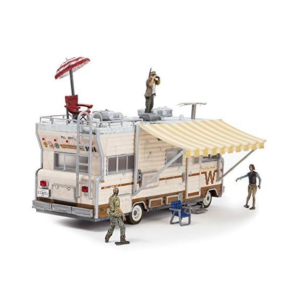 McFarlane- Puzles The Walking Dead Kit de Construcción Dale´s RV, Multicolor (MC Farlane MCF14528) 2