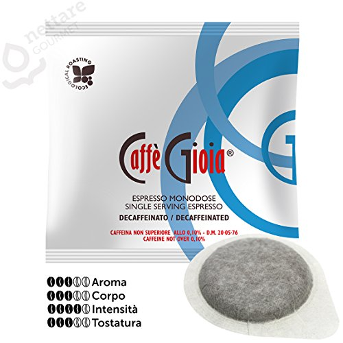 Caffè Gioia Decaf ESE Coffee Pods (150 pods) 51J9bU5ypdL