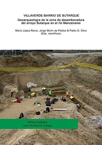 Villaverde-Barrio de Butarque (Madrid). Geoarqueología de la zona ...