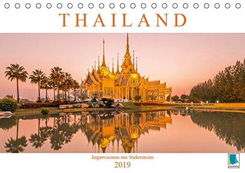 (Thailand: Impressionen aus Südostasien (Tischkalender 2019 DIN A5 quer): Thailand: Tradition und Moderne im Zeichen des Buddhismus (Monatskalender, 14 Seiten ) (CALVENDO Orte))
