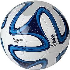 Alka Football Replica Blue Brazuka Multicolor Size 5