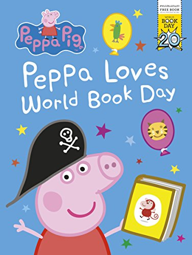 Image of Peppa Pig: Peppa Loves World Book Day. World Book Day 2017