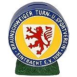 Bertels Textil Braunschweig Spardose Logo -