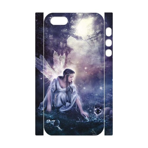 LP-LG Phone Case Of Night Fairy For iPhone 5,5S [Pattern-6] Pattern-5