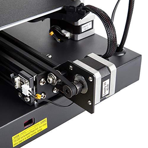 Offizielle Creality 3D Drucker CR-20 Vollmetall Integriertes Design mit Weiterdruck nach dem Ausschalten - 6