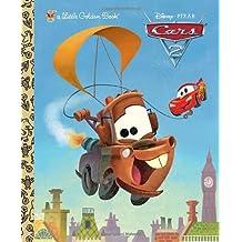 Cars 2 Little Golden Book (Disney/Pixar Cars 2) by RH Disney (2011) Hardcover