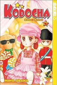 Kodocha: Sana's Stage Vol. 4 by Miho Obana par Miho Obana