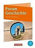 Forum Geschichte - Neue Ausgabe - Gymnasium Niedersachsen / Schleswig-Holstein: 6. Schuljahr - Vom Mittelalter bis zum Aufbruch in die Neuzeit: Schülerbuch