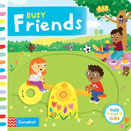 Busy Friends (Busy Books)