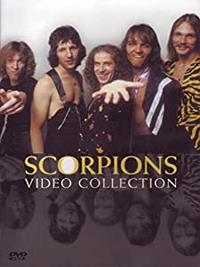 Scorpions - Video collection [DVD] [2011]