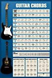 Pyramid International pp31228 Poster Maxi Guitare Accords, 61 cm x 91,5 cm