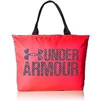 Under Armour Bolso Grande para Mujer Wordmark 2.0, Color Marathon Red, tamaño Talla única