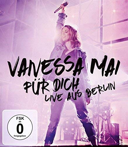 Vanessa Mai - Für dich - Live aus Berlin [Blu-ray]