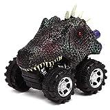 Nisels Animals Dinosaur Cars Pull Back Car Kids Fun Toys Boys Gifts