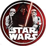 Star Wars Runde Tortenaufleger
