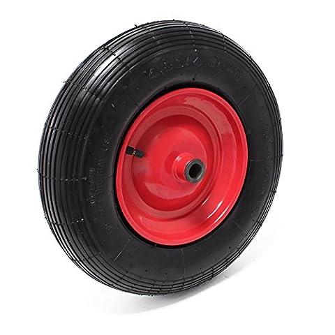 Schubkarrenreifen Räder Reifen Luftrad Luftreifen Schubkarre 400x100 4.00-8