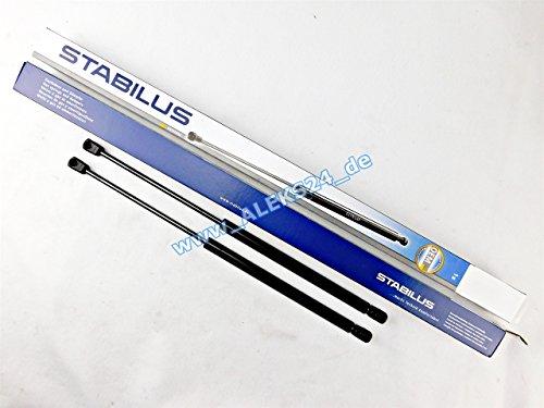 2x STABILUS LIFT-O-MAT LIFTER GASFEDER DÄMPFER HECKKLAPPE MINI R50/R53 0746VC Mini-lifter