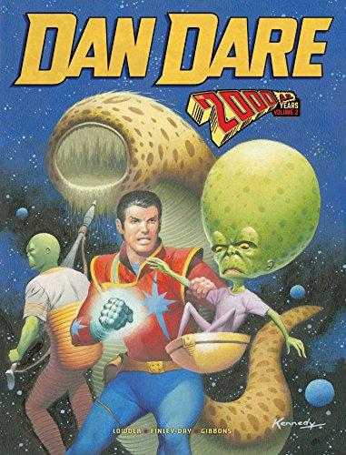 Dan Dare. The 2000 Ad Years - Volume 2 por Lowder Chris