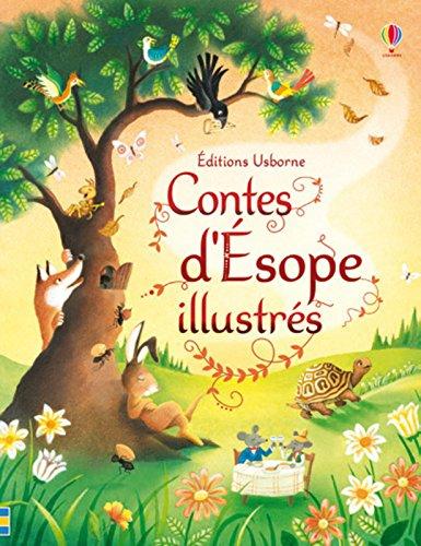 Fables d'Esope illustrées