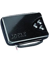 JOOLA - Funda para paletas de ping pong y pelotas negro