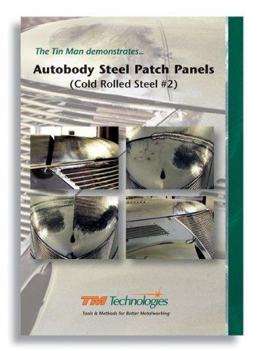 Preisvergleich Produktbild Autobody Steel Patch Panels (DVD) by Kent White