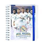 Grupo Erik Editores asvw1803–Agenda Scolaire Real Madrid, 11.4x 16cm
