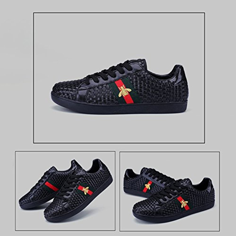 SHINIK Lovers scarpe scarpe scarpe Creepers scarpe da ginnastica Walking scarpe Wedge Heel Creepers Scarpe piccole bianche Scarpe traspiranti... | Prima qualità  6fc943